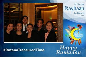 Al Ghurair Rayhaan and Al Ghurair Arjaan by Rotana Pre-Ramadan Event