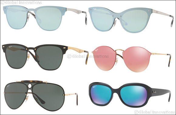 2017 Collection – Bring on 100 New Shades Of Summer in Authentic Ray-Ban Style