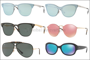 2017 Collection � Bring on 100 New Shades Of Summer in Authentic Ray-Ban Style