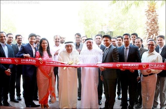 Joyalukkas Opens New Showroom in Lulu Village, Muhaisnah