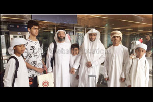 Awqaf and Minors Affairs Foundation Organizes Umrah Trip for 11 Orphans