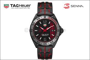 TAG Heuer Ayrton Senna Limited Editions