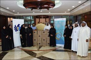 Dubai Customs Helps 300 Families in Ramadan