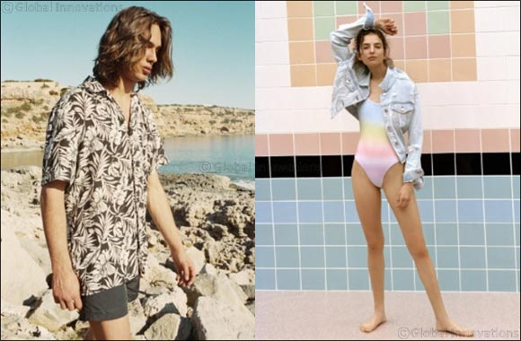 Pull&Bear presents its new swimwear collection