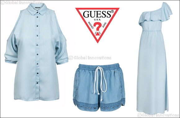 Lightweight Denim for the Hot Summer Months | GUESS and F&F