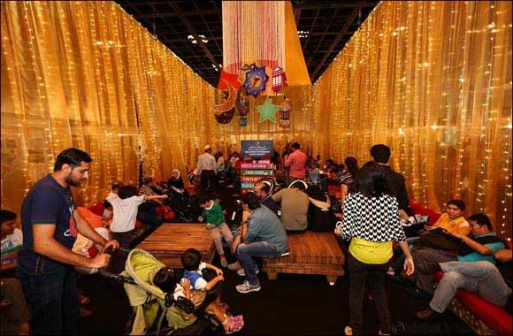 Break Guinness World Records at Ramadan Night Market