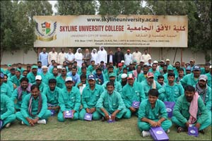More Than 150 Laborers Gathered to Celebrate Labor Day at SUC