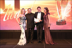Design International Honoured with �Designer of The Year' - Special Commendation