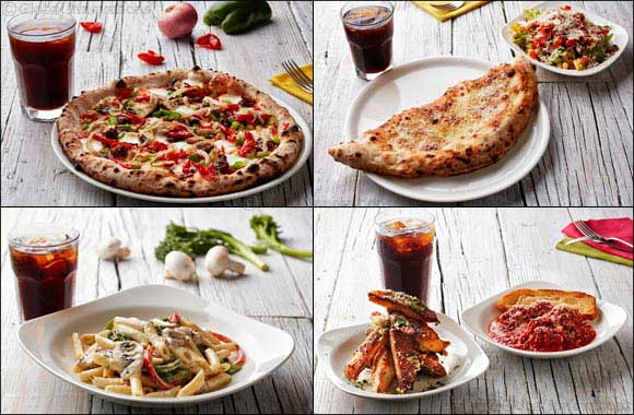 Break your fast the Neapolitan way with 800 DEGREES PIZZERIA