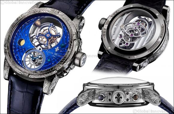 Louis Moinet Space Mystery – the key to cosmic secrets!