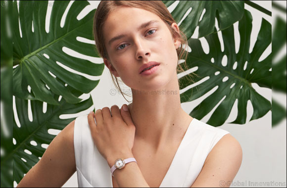 Chaumet - Hortensia Eden timepieces.