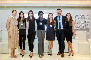 Arab Luxury World 2017 announces winners of its first Global Student Competition