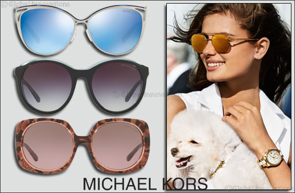 4563771cd3 Michael Kors Spring Summer 2017 Eyewear
