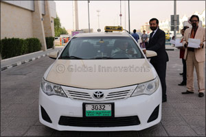Hundreds of RAK Cabbies Get Iftaar Packages and Free Neck and Back Assessments