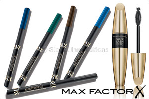 Inspired by Make-Up Artists; Introducing Max Factor False Lash Epic Mascara and Masterpiece High Pre ...