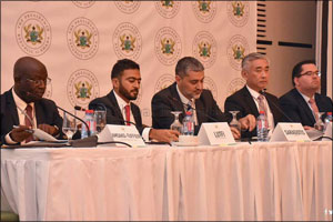 Customs World showcases Dubai Customs experience to Ghani Vice-President and Officials