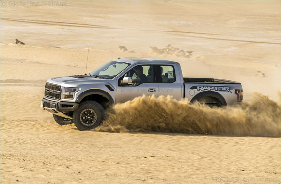 Raptor's All-New Terrain Management System Enabled by Cutting-Edge AWD/4WD Transfer Case