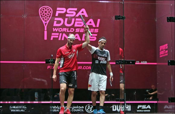 Dubai Opera Stage is Set for Finals Showdown