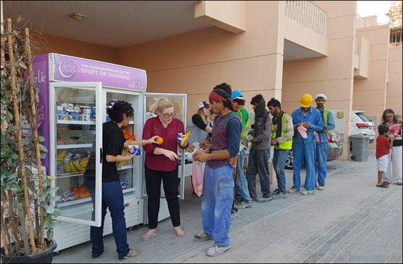'Better Deeds' Community Refrigerator Initiative from Better Life Encourages Spirit of Sharing During the Holy Month of Ramadan