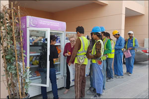 �Better Deeds' Community Refrigerator Initiative from Better Life Encourages Spirit of Sharing Durin ...
