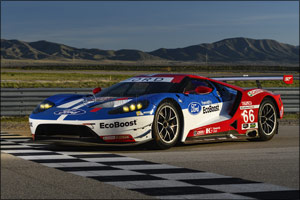 Racing to the Future: How Ford Created the GT Supercar to Test Technologies for Tomorrow's Vehicles