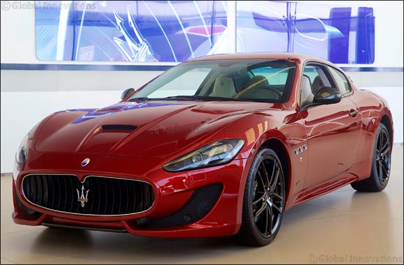 Maserati GranTurismo 'Special Edition' Arrives in the UAE