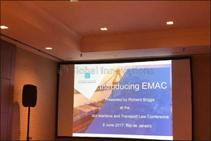 Emirates Maritime Arbitration Centre attends IBA Maritime and Transport Law Conference in Rio de Jan ...