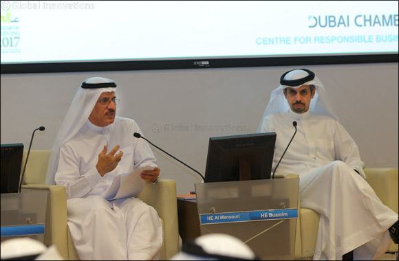 Dubai Chamber Conference Marks UAE's Year of Giving