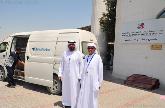 EPG Offers Buses to Transport Iftar Meals This Ramadan in Sharjah