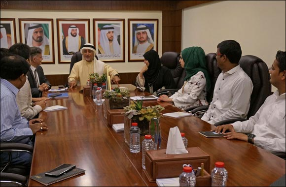 Technical Committee of 3rd  Emirates Energy Award (EEA) Holds Its 1st Meeting to Review Participations