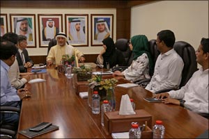 Technical Committee of 3rd  Emirates Energy Award (EEA) Holds Its 1st Meeting to Review Participatio ...