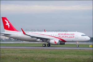 Hargeisa joins Air Arabia's growing African network