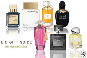 Paris Gallery's Eid Gift Guide: The Fragrance Edit