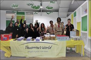 TIME banks on Al Shabab for Ramadan food donation
