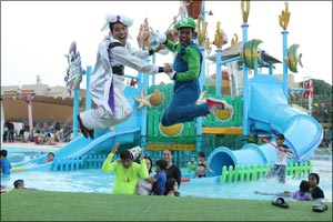 Splash 'n' Party: Eid Carnival Party and Father's Day Offerings