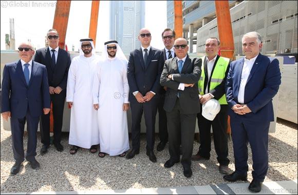 Dubai Properties Breaks Ground on Dubai's Newest Marina at Marasi Business Bay