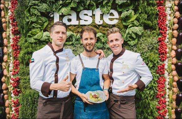 Etihad Airways Crowns Winner of 'Taste the World' at Taste of London Festival