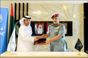 ADNOC Distribution Signs Agreement with Abu Dhabi Police to Enhance Technical Inspection Services fo ...