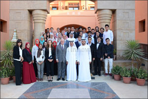 H.E. Abdul Aziz Al Ghurair Receives the Degree of Doctor of Humane Letters from the American Univers ...