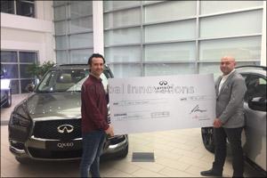 Arabian Automobiles Company Announces the First Lucky Winner of INFINITI's Ramadan Campaign