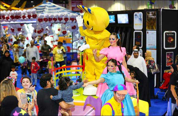 Modhesh World 2017 to Spread Happiness with 54 days of Family Fun