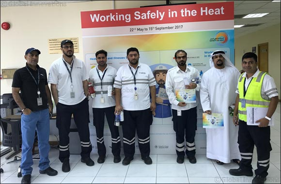 "Abu Dhabi Ports 5th Annual ""Working Safely in the Heat"" Campaign Launched"