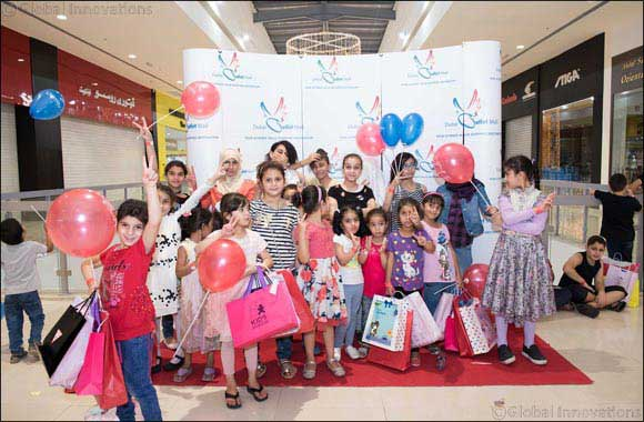 Dubai Outlet Mall and the UAE Red Crescent join hands to give free Eid clothing to 50 underprivileged children