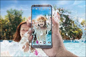 LG G6: The Ideal Summer Vacation Companion