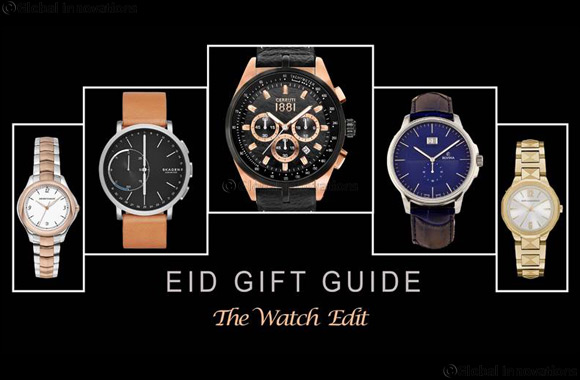 Paris Gallery Eid Gift Guide: The Watch Edit