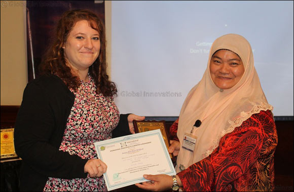 UOWD student wins Best Paper award for research on Soft Power in UAE at international at academic conference