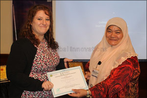 UOWD student wins Best Paper award for research on Soft Power in UAE at international at academic co ...