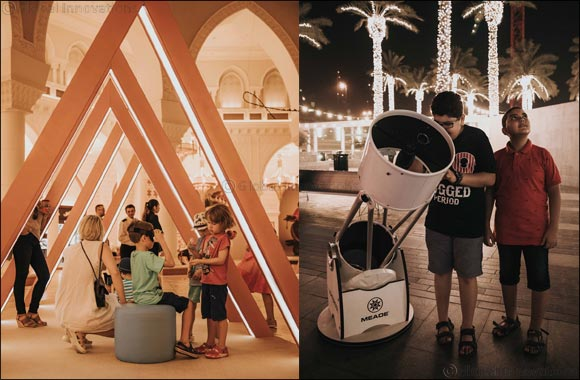 Free science workshops at Zone 4, 9HIJRI - The Holy Month of Ramadan at The Dubai Mall