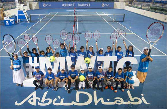 Mubadala Tennis in Schools Takes A Final Swing To Close 2016/17 Season Championship