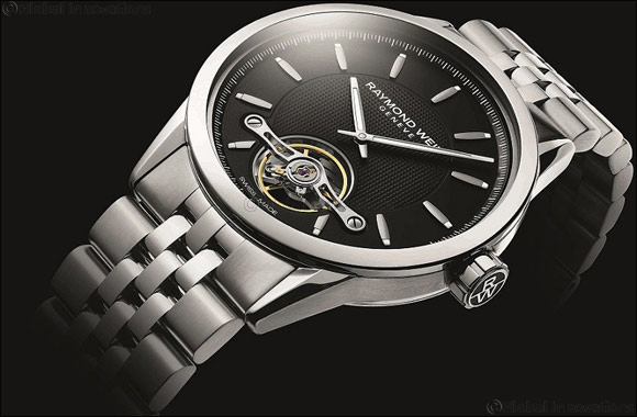 Celebrate Eid in 'Swiss Style' with stunning RAYMOND WEIL Freelancer